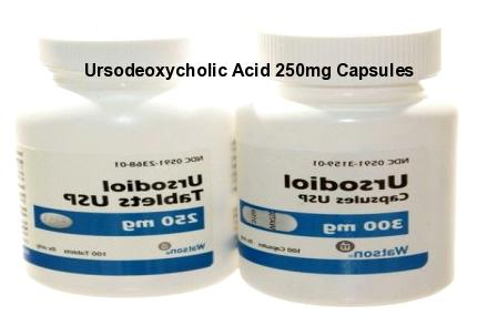 Ursodeoxycholic (actigall) 300 mg 120 the amount of packaging