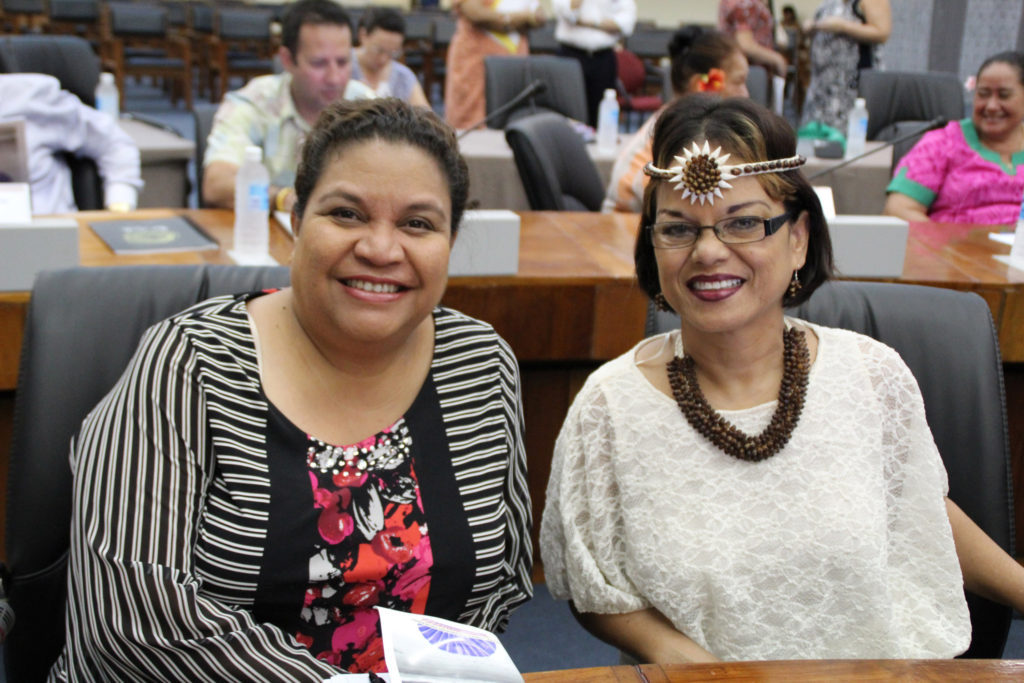 Marshall islands women