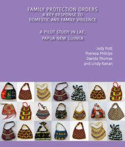 Cover of the pilot study report.