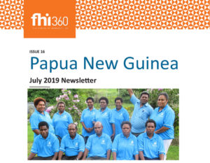 Fhi 360 July 2019 Newsletter Pacific Women Shaping Pacific Development
