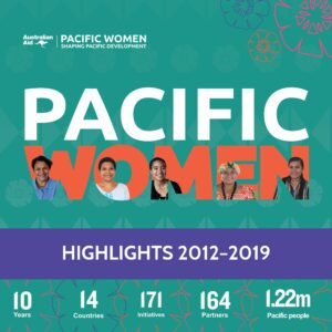 Pacific Women Highlights