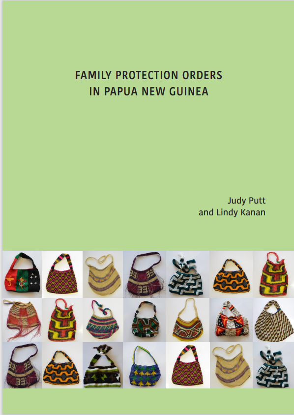 Papua New Guinea and the Efficacy of Family Protection Orders for Women
